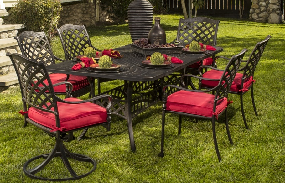 Hanamint Berkshire Dining Collection Porch And Patio
