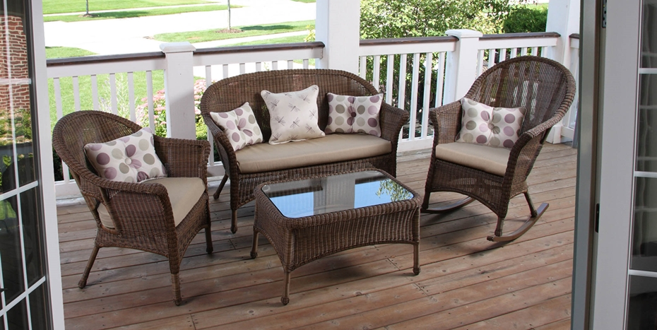 North Cape Outdoor Furniture #27: Porch And Patio Casual