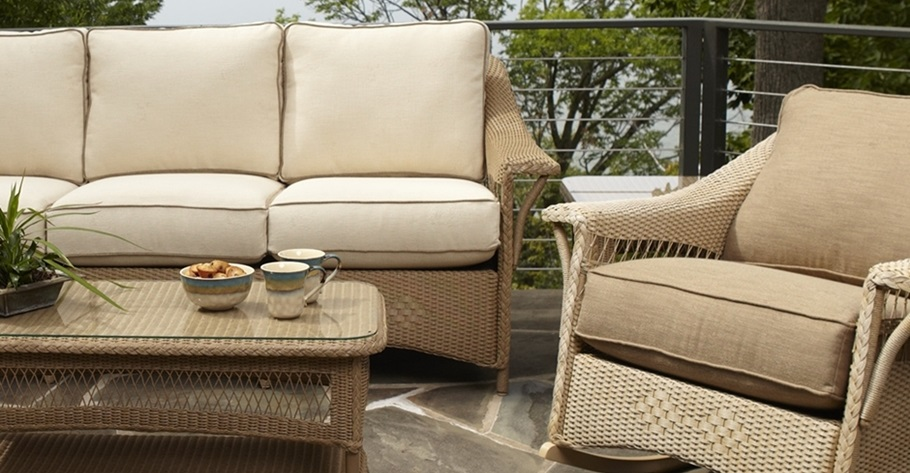 Outdoor Replacement Cushions Lloyd Flanders Replacement