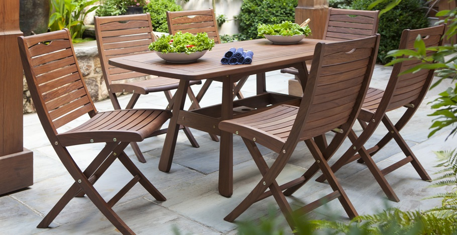 Jensen Leisure Topaz Folding Collection Porch And Patio