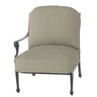 Gensun Grand Terrace Right Arm Lounge Chair
