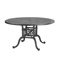 "Gensun Grand Terrace 54"" Round Dining Table"