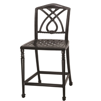 Gensun Terrace Stationary Balcony Stool