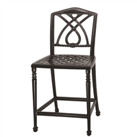 Gensun Terrace Stationary Bar Stool