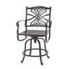 Gensun Bella Vista Swivel Balcony Stool
