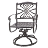 Gensun Bella Vista Swivel Rocker