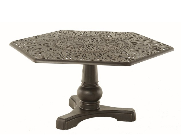 Hanamint Tuscany 54 Quot Hexagon Table 61 Quot Tip To Tip