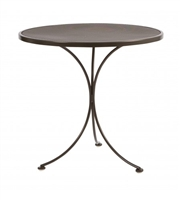 "Woodard 30"" Round Bistro Table"
