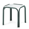 "Telescope 17"" Square Acrylic End Table"