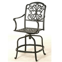 Hanamint Bella Swivel Counter Stool