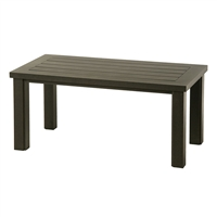 "Hanamint Sherwood 24"" x 48"" Retangular Coffee Table"