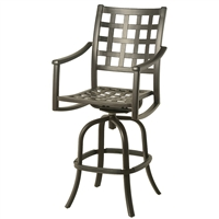 Hanamint Stratford Swivel Bar Stool