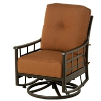 Hanamint Stratford Estate Club Swivel Glider