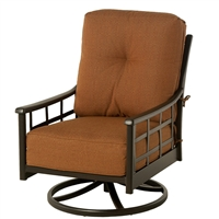 Hanamint Stratford Estate Club Swivel Rocker