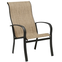 Woodard Fremont High Back Dining Chair