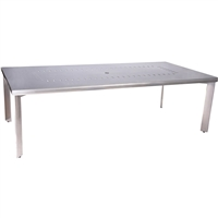 "Woodard Metropolis 90"" Rectangle Table"