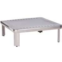 Woodard Metropolis Sectional Square Table