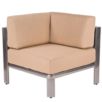 Woodard Metropolis Sectional Corner
