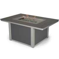 "Telescope 36"" x 54"" Rectangular Fire Table"