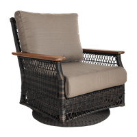 Jensen Leisure Vintage Swivel Rocker