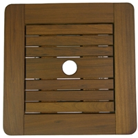 Jensen Leisure Square Lazy Susan