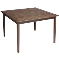 Jensen Leisure Opal Sq Dining Table
