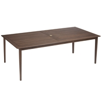Jensen Leisure Opal Rect Dining Table