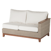 Jensen Leisure Coral Sectional Left Love Seat