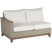 Jensen Leisure Coral Sectional Right Love Seat
