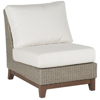 Jensen Leisure Coral Sectional Armless Chair