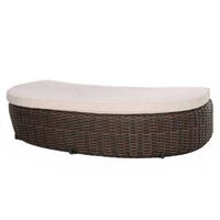 Ebel Dreux Daybed Ottoman