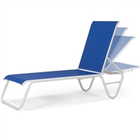 Telescope Gardenella Sling Stacking Chaise