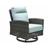 Patio Renaissance Eureka Swivel Rocker