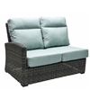 Patio Renaissance Eureka Left/Right Loveseat
