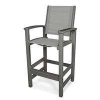 Polywood Coastal Bar Chair