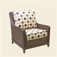 Patio Renaissance Catalina High Back Lounge Chair