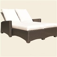 Patio Renaissance Kapaa Double Adjustable Chaise