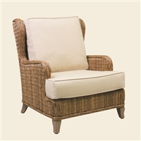 Patio Renaissance Monticello Wing Back Lounge Chair