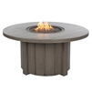 "Ebel 50"" Round Trevi Fire Pit"