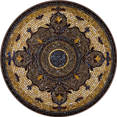KNF-Almirante Mosaic Table