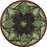 KNF-Arenal Mosaic Table
