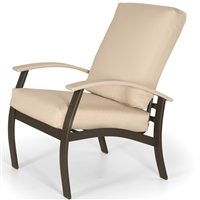 Telescope Belle Isle Cushion Arm Chair