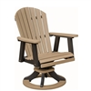 Berlin Gardens Comfo Back Swivel Rocker Chair