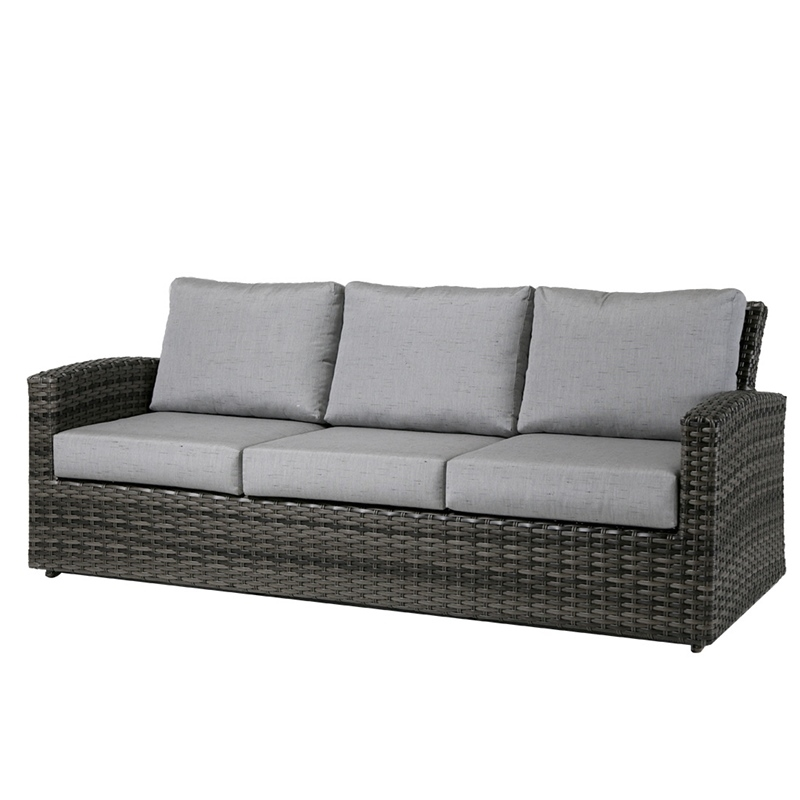 Ratana Portofino Sofa: ratana outdoor furniture