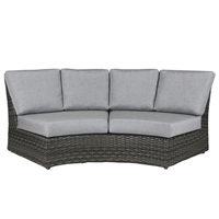 Ratana Portofino Wedge Sofa