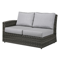 Ratana Portofino Two Seater Left Arm