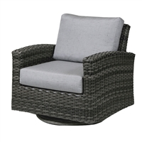 Ratana Portofino Swivel Gliding Club Chair