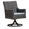 Ratana Boston Dining Swivel Rocker