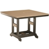 "Berlin Gardens 44"" Sq Garden Classic Dining Table"