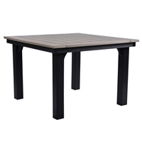 "Berlin Gardens 44"" Sq Homestead Dining Table"